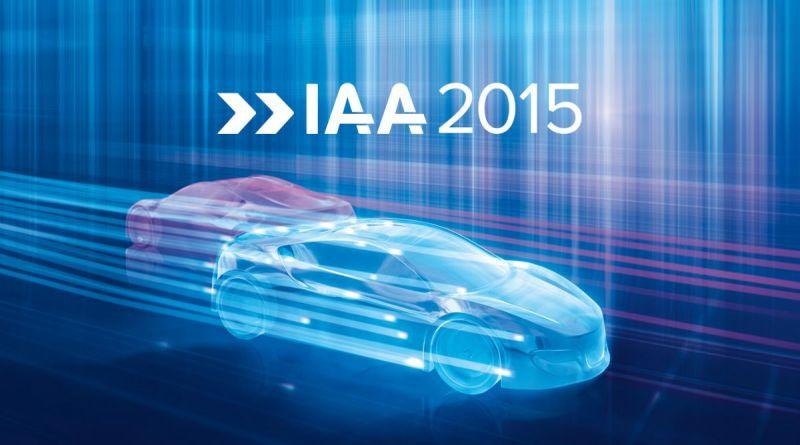 Salón del Automóvil de Frankfurt 2015