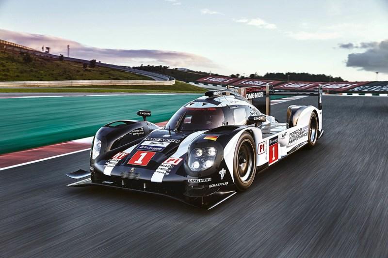 Mundial de Resistencia Porsche