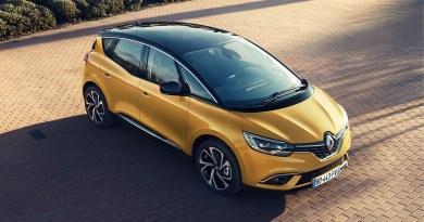 Renault Scenic Salón de Ginebra