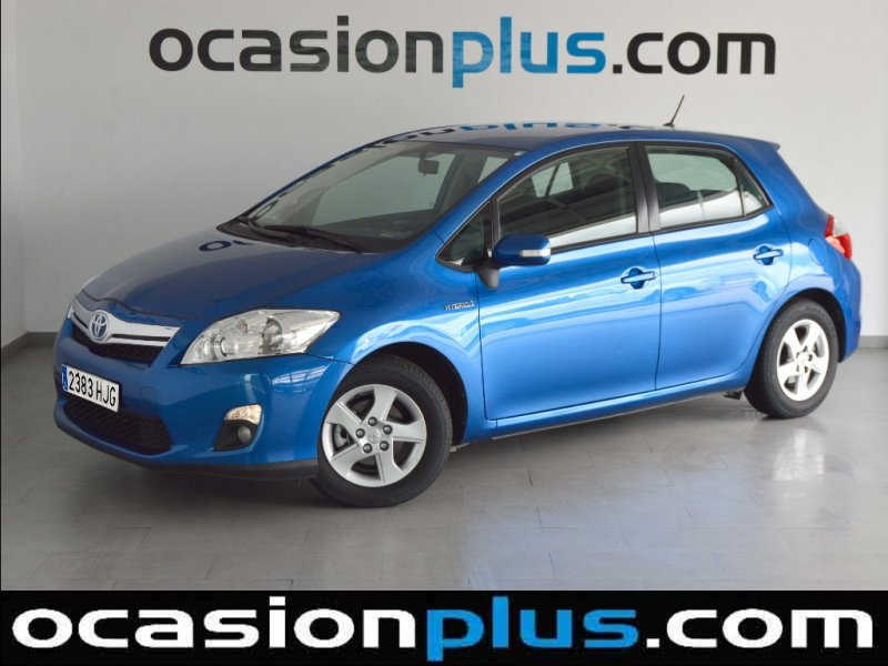 Toyota Auris segunda mano