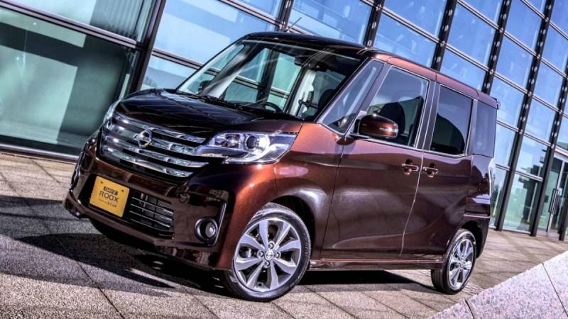 Nissan Dayz Roox 2015