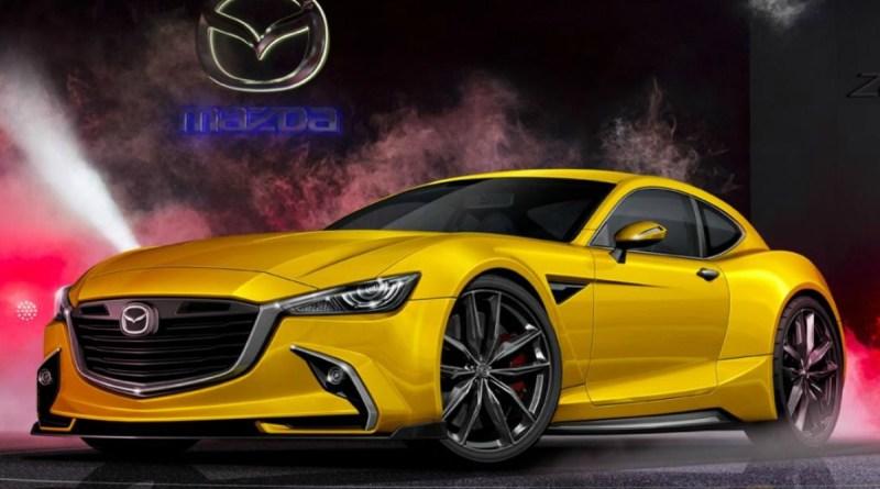 Rumores Mazda RX-9