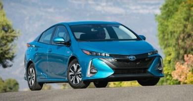 El Toyota Prius Prime es uno de los coches híbridos más vendidos