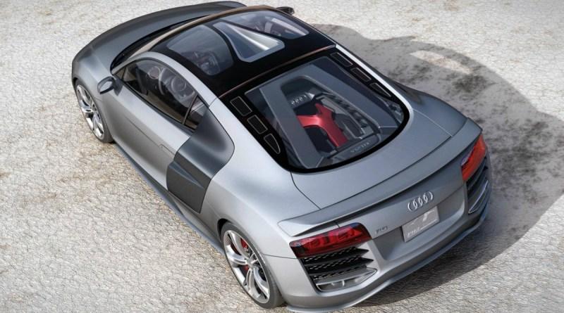 Audi R8 TDi concept es uno de los deportivos diésel