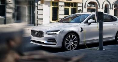 Volvo Electricos e hibridos