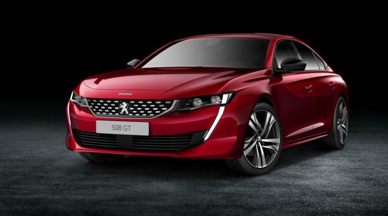 Diseño impactante para el nuevo Peugeot 508