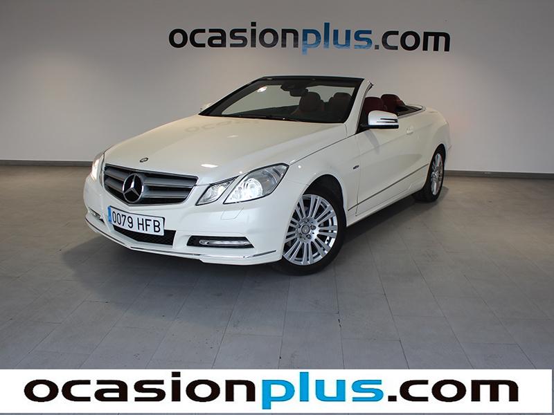 Clase E de Mercedes