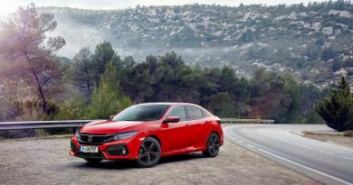 Nuevo Honda Civic 2018