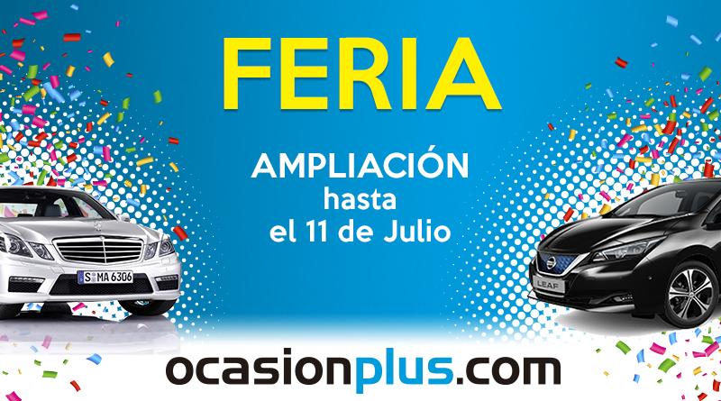 Ampliamos la 12ª edición de la Feria OcasionPlus