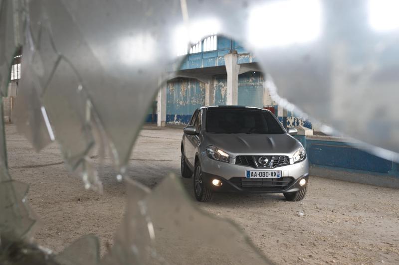 Entre los mejores SUV está el Nissan Qashqai