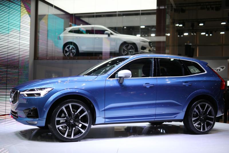 El Volvo XC60 destaca entre los mejores SUV medianos