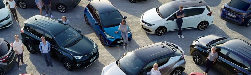 El Toyota de Fernando Alonso y los modelos híbridos comparten tecnología