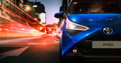 El Toyota Aygo es uno de los utilitarios más seguros