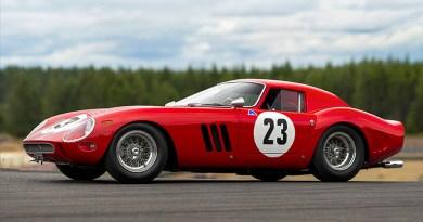 Un Ferrari 250 GTO se ha subastado por 41,6 millones de euros