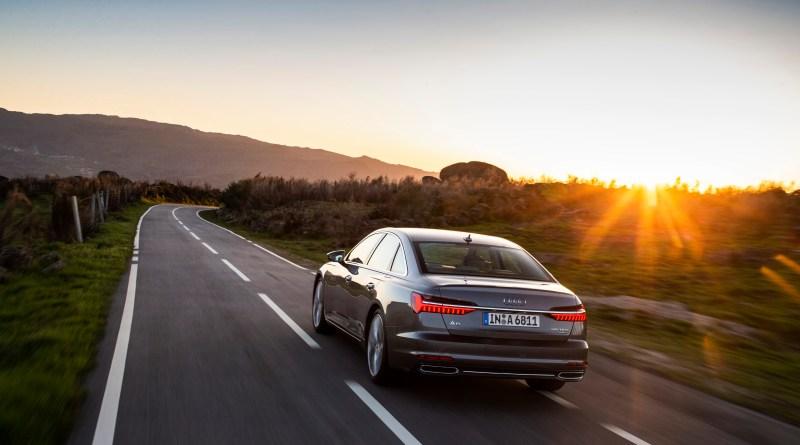 Audi A6 y Volkswagen Touareg logran la máxima puntuación en seguridad