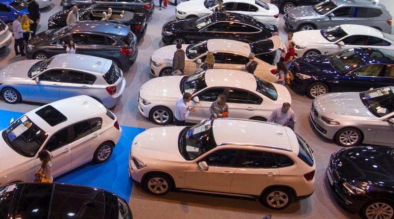 El ratio en septiembre es de 2,3 coches usados por cada 1 nuevo