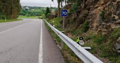 Los radares móviles controlan más de 25.000 kilómetros de carreteras