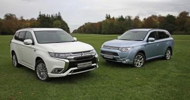 Mitsubishi Outlander PHEV, el híbrido enchufable líder