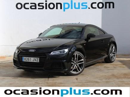 Audi TT Coupé de ocasión barato en el Black Weekend