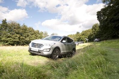 El Hyundai Santa Fe está entre los 7 mejores coches de 7 plazas para familias numerosas