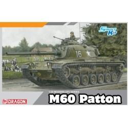 Dragon - Carro M60 Patton. Escala 1:35, Ref: 3553