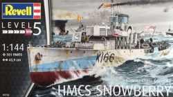 HMCS SNOWBERRY Escala: 1: 144
