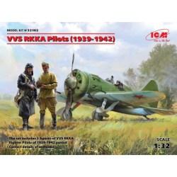 ICM - VVS RKKA pilotos (1939-1942). Escala 1:32. Ref: 32102