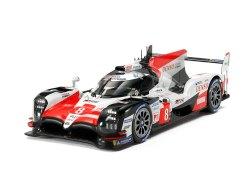 Tamiya – Toyota TS050 Hybrid Gazoo Racing – 24 Horas de Le Mans 2018, Escala 1:24, Ref: 24349.