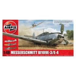 Airfix – Caza Supermarine Spitfire Messerschmitt Bf109E-3/E-4. Escala 1:48. Ref: A50120B.