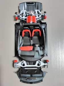 Ford GT, Tamiya 1/24