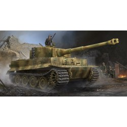 Trumpeter - PzKpfw. VI Ausf. E Sd.Kfz181 tiger I. Escala 1:35. Ref: 09540.