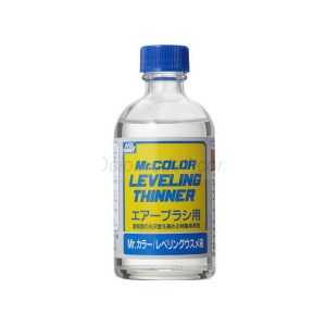 EVELING THINNER 110ml. Disolvente para acrílicos. Marca MR.Hobby. Ref: T106.
