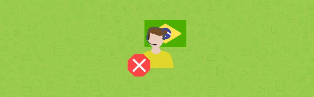 4 principais erros de atendimento ao cliente no Brasil