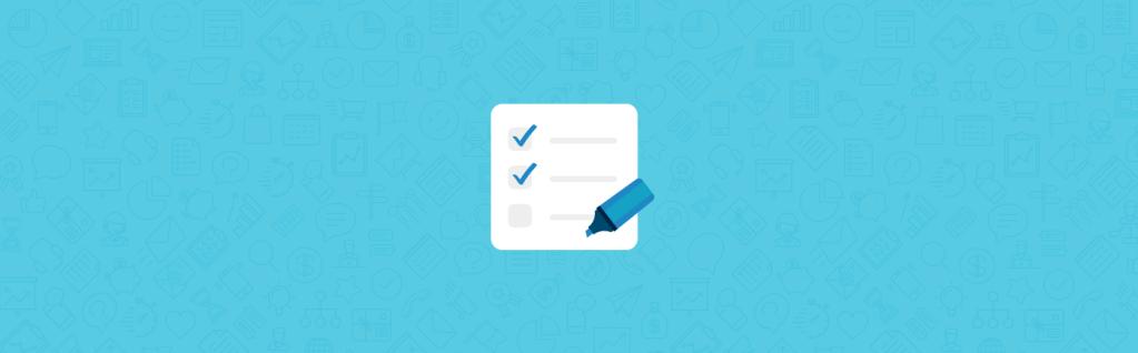 Checklist de atendimento ao cliente