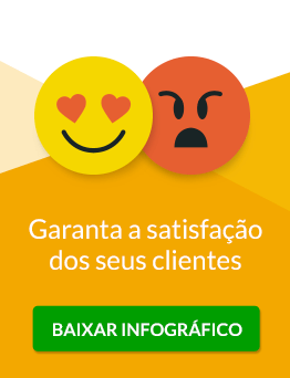 Satisfação dos clientes - atendimento ao cliente