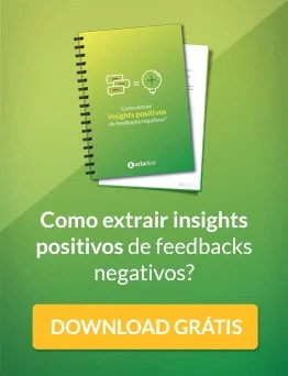 Como pedir Feedback do cliente e extrair insights positivos