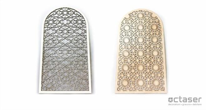 panouri decorative motive islamice