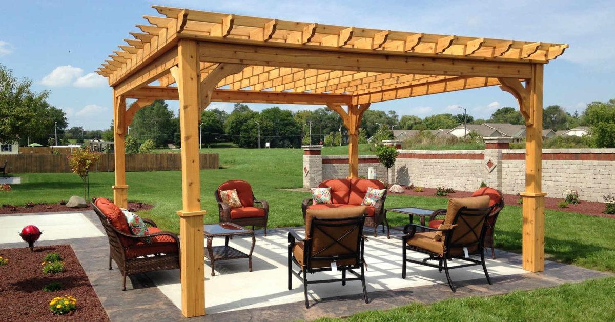 transform your backyard into a paradise