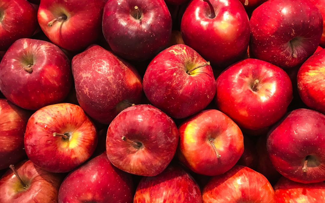 The History of the Apple in your Office Fruit Basket