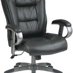 Leather vs. Mesh Office Chairs
