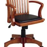 Wooden Office Chairs: Appealing to Classic Tastes