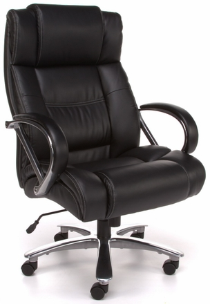 Too Fat For Your Chair Office Chairs for Overweight People Are