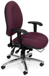 OFM Heavy Duty Dispatch Chair