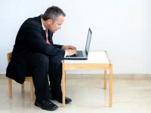 office discomfort