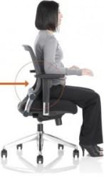 office chair lumbar support