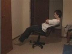 Umm... not good posture