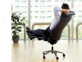 A comfortable office chair can make the difference between you having a good day, or a great day