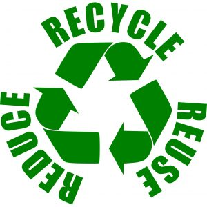 Recycle Reuse Reduce
