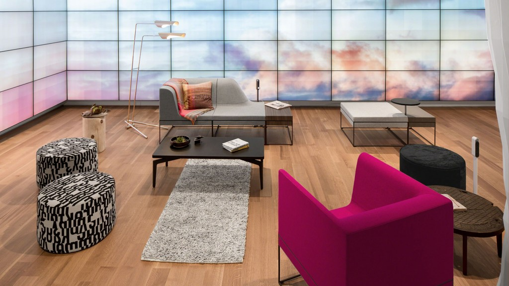 Steelcase Showroom at Neocon 2016