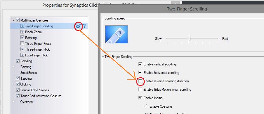 Synaptics Touchpad Windows 8.1 Sürücü Sorunu Çözümü